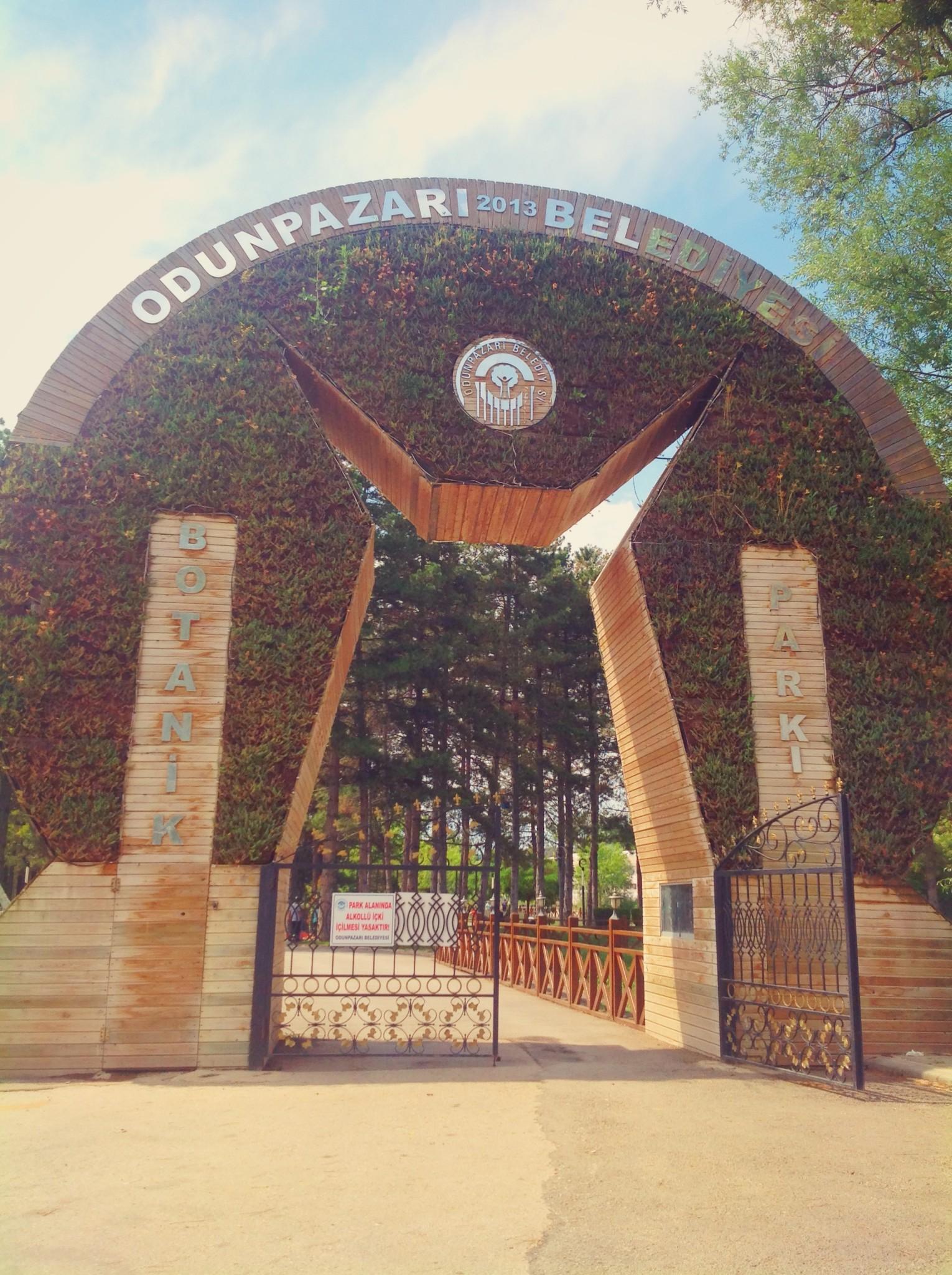Eskişehir Regülatör Parkı/Botanik Park
