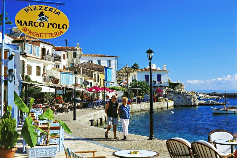 Pisagor Kasabası Samos
