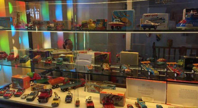 Rahmi Koç Müzesi oyuncaklar