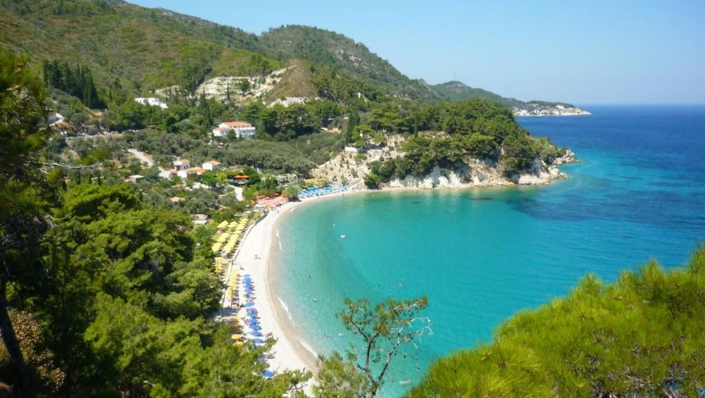 Tsamadou Beach Samos