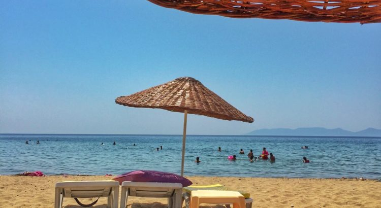 Cunda Adası Turco Beach