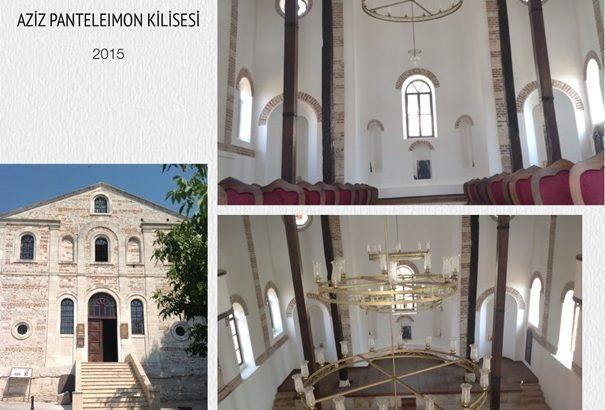 Gölyazı Köyü Aziz Panteleimon Kilisesi
