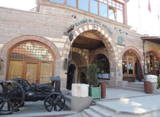 Ankara Çengelhan Rahmi Koç Müzesi