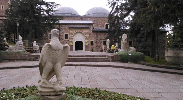 Ankara Anadolu Medeniyetler Müzesi