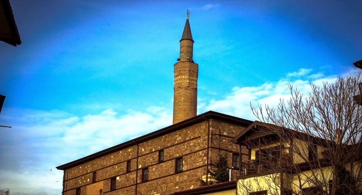 Ankara Arslanhane Camii Dış Görünüş