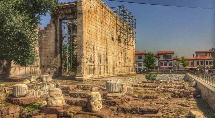 Ankara Augustus Tapınağı