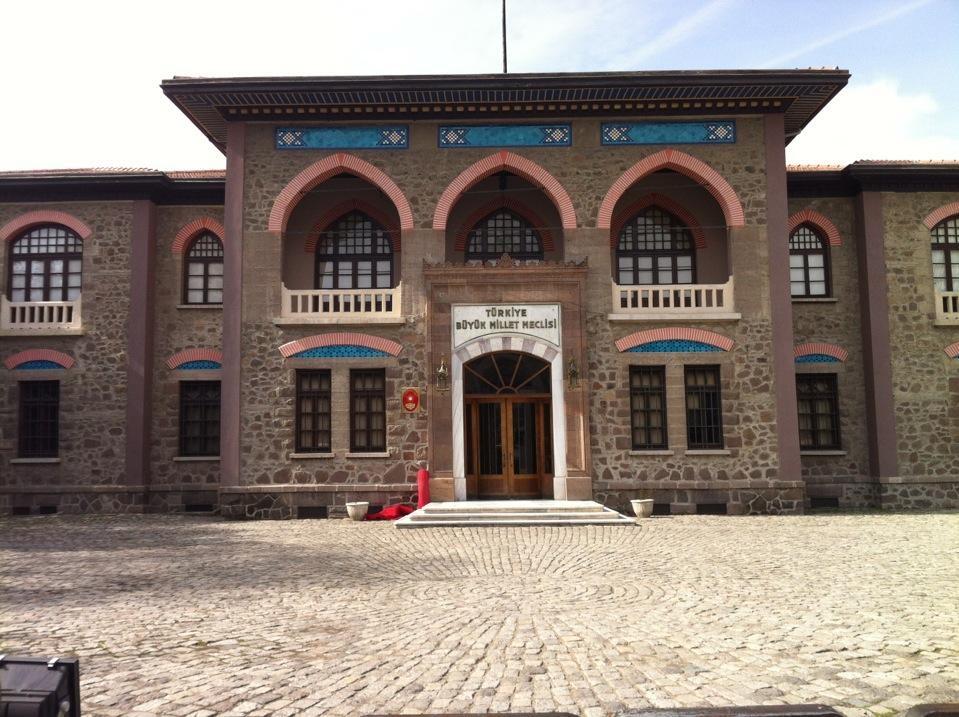 Ankara Cumhuriyet Müzesi (II.TBMM Binası)