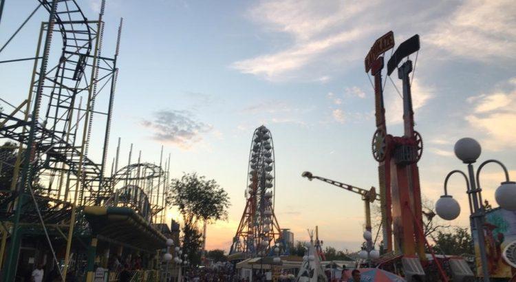 Ankara Gençlik Parkı Lunapark