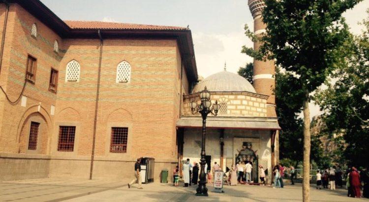 Ankara Hacı Bayram-ı Veli Türbesi