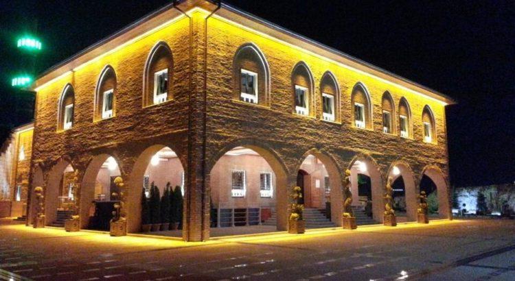 Ankara Hacı Bayram Camii