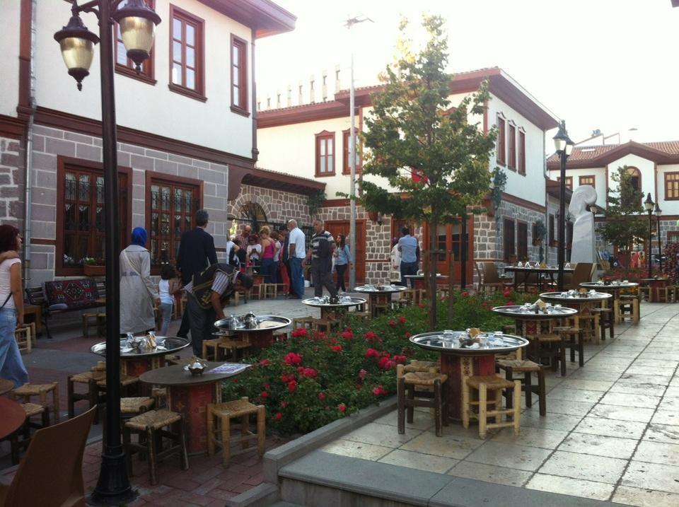 Ankara Hamamönü Kahve