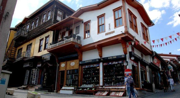 Ankara Kalesi Evleri