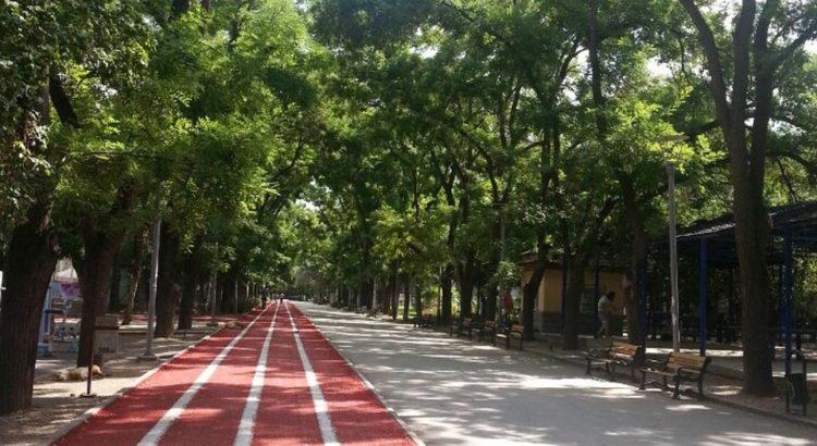 Ankara Kurtuluş Parkı Koşu Parkuru