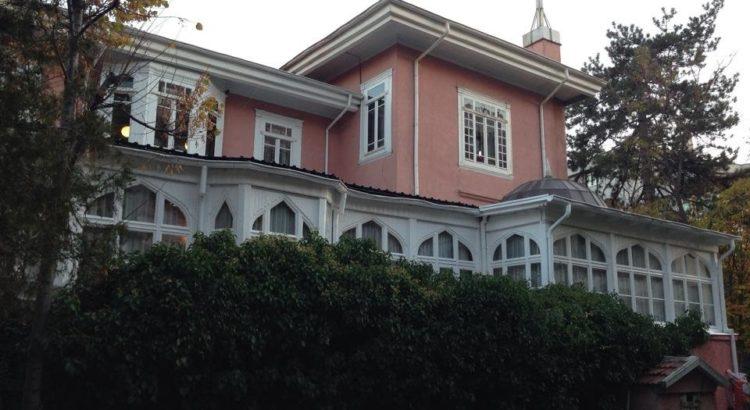 Ankara Pembe Köşk