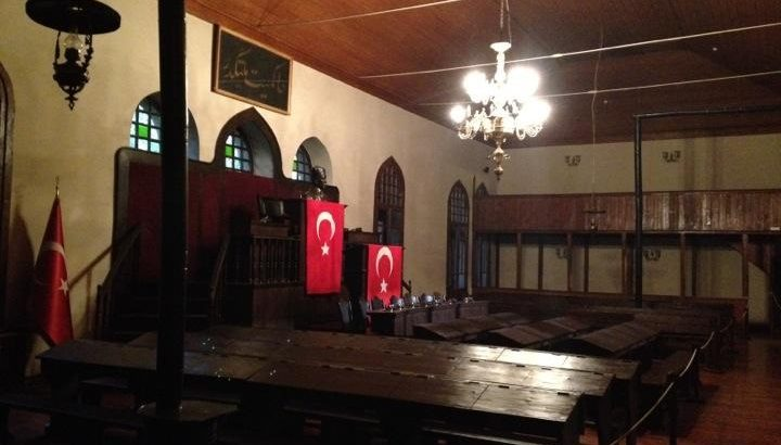 Ankara Kurtuluş Savaşı Müzesi İçi (I.TBMM)