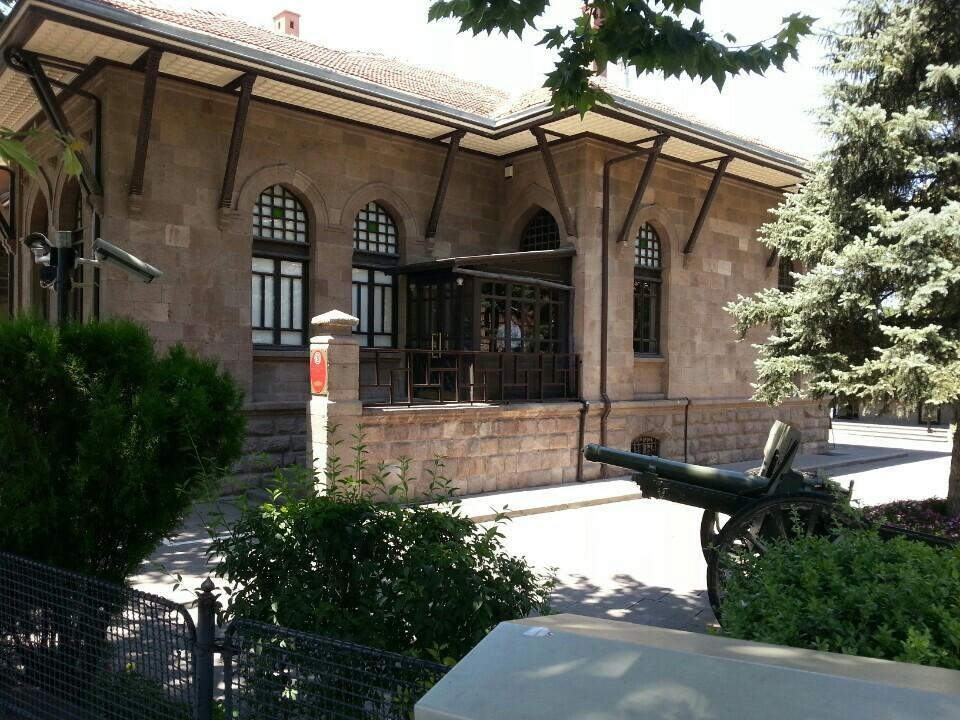Ankara Kurtuluş Savaşı Müzesi (I.TBMM)