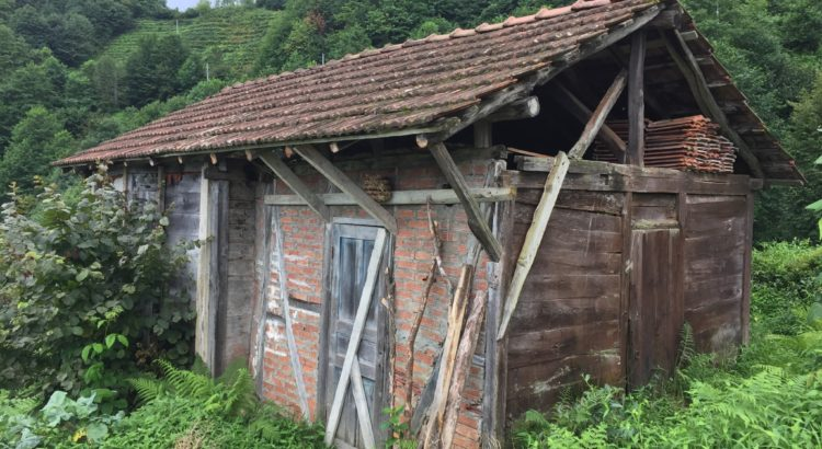çayeli eski köy evleri