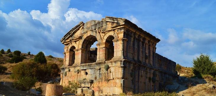 Adana Şar Antik Kenti_ Adana Şar Ören Yeri