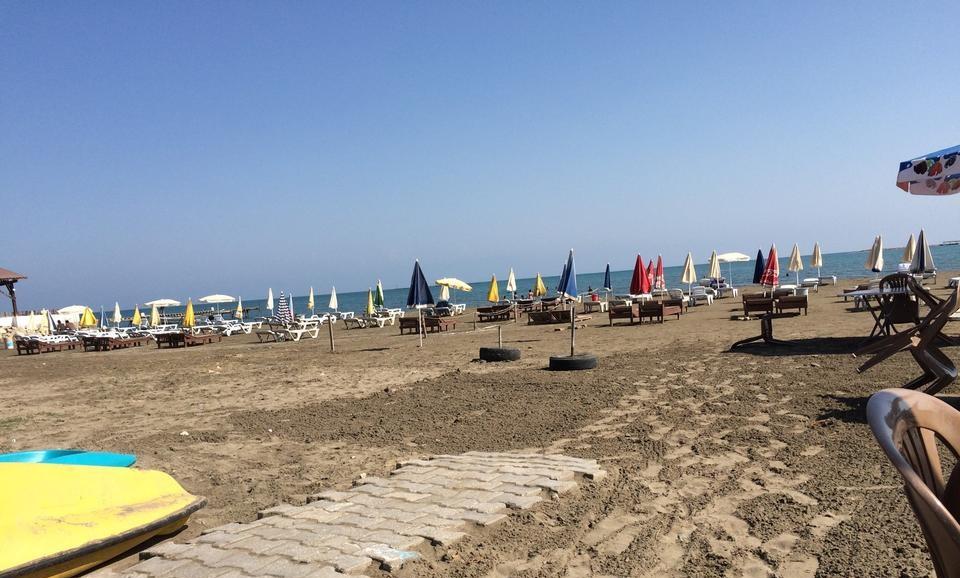 Adana Karataş Plaj