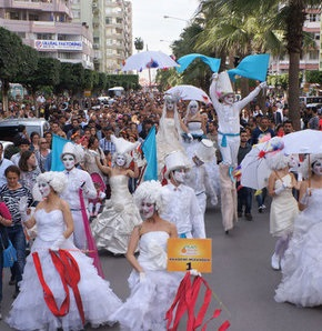 Adana Portakal Çiçeği Festivali