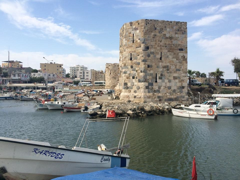 Adana Yumurtalık Ayas Antik Kenti
