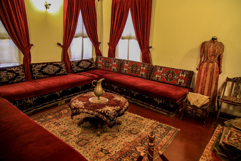 Atatürk Bilim ve Kültür Müzesi içi1