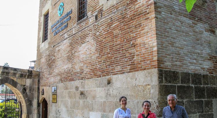 Adana Ramazanoğlu Konağı/Gözde Ramazanoğlu ile beraber fotoğrafımız