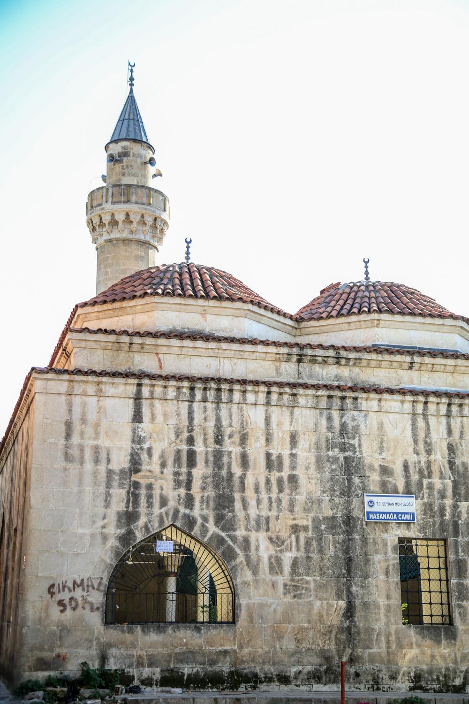 Adana Hasanağa Camii