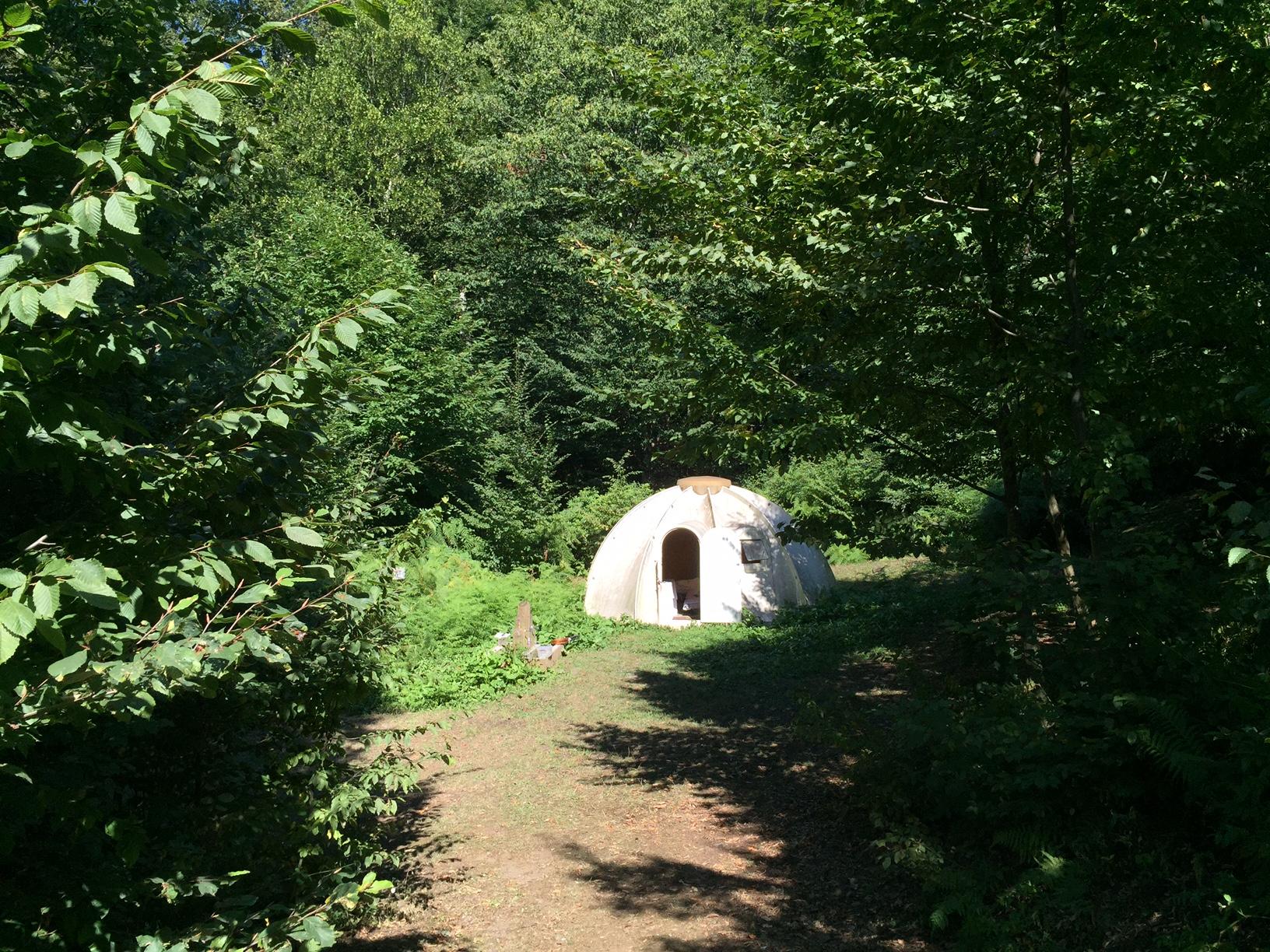 Gölyaka Kamp - İstanbul'a yakın yerler