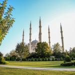 Merkez Park'tan Sabancı Merkez Cami