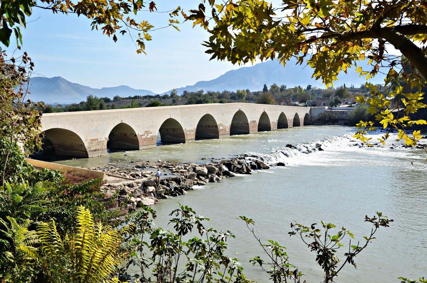 Misis Antik Kenti_Misis Köprüsü