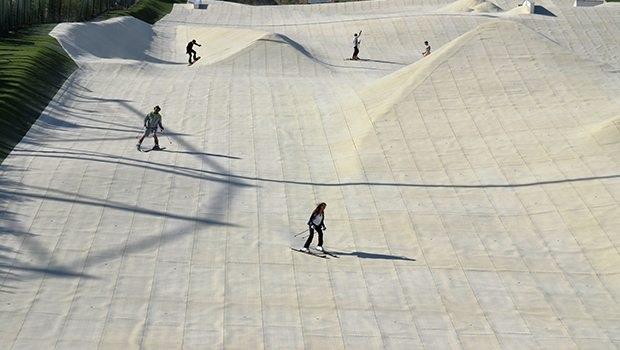 Ankara Sinpaş Altınoran Kayak Merkezi