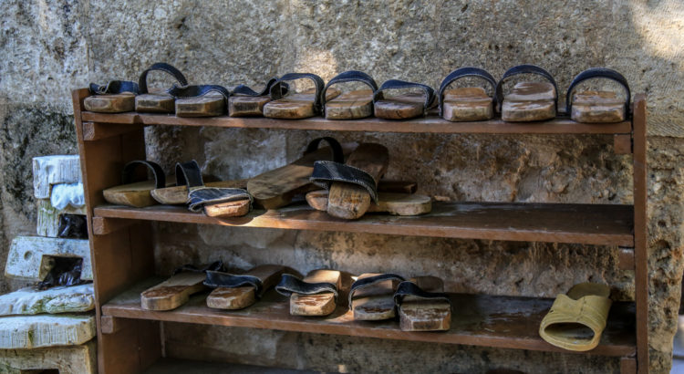 Ulu Camii Külliyesinde Medresedeki takunyalar