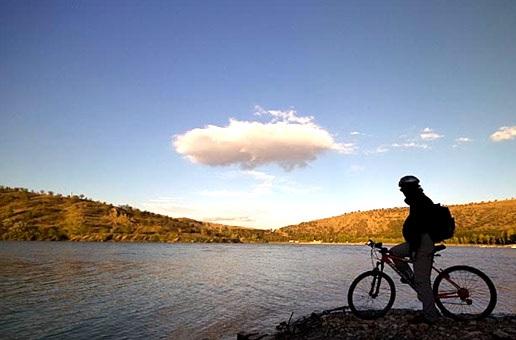 Ankara Eymir Gölü Bisiklet