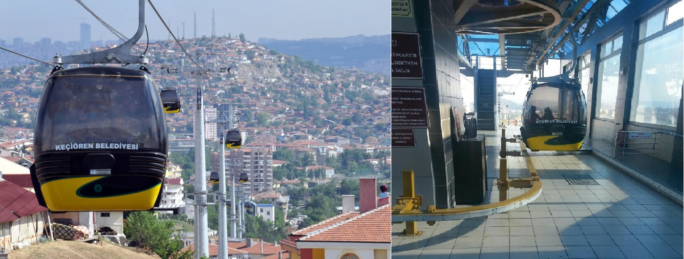 Ankara Keçiören Teleferik