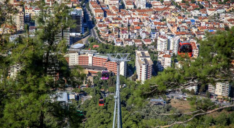İzmir Balçova Teleferik