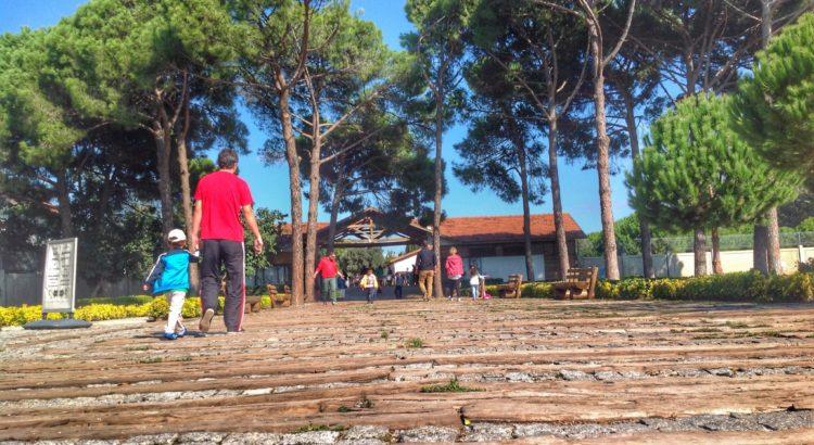 İzmir Doğal Yaşam Parkı Giriş