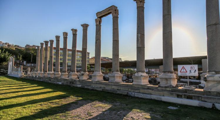 Agora Harabeleri Açık Hava Müzesi