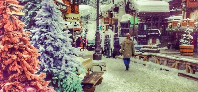 Kış Tatilleri Kayak Merkezleri