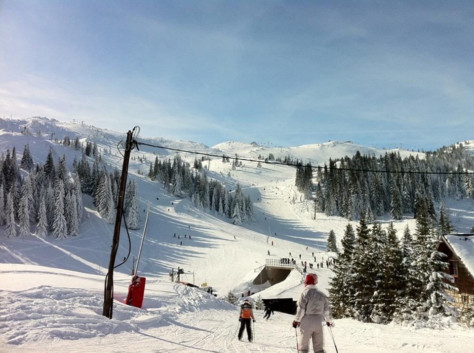 Jahorina Kayak Merkezi
