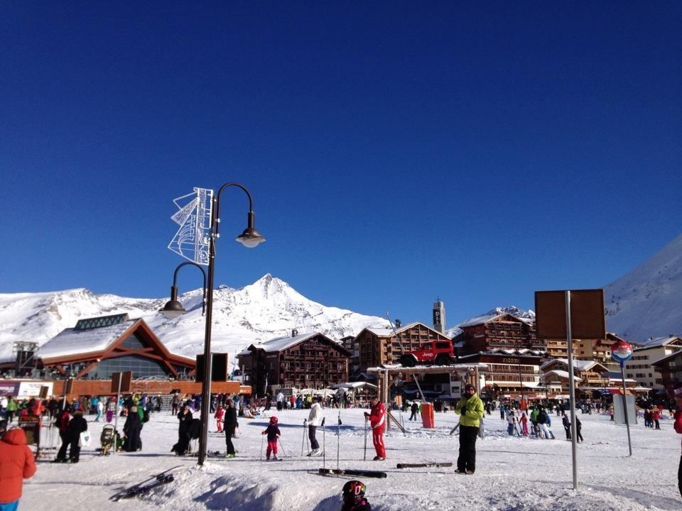Fransa Tignes Kayak Merkezi