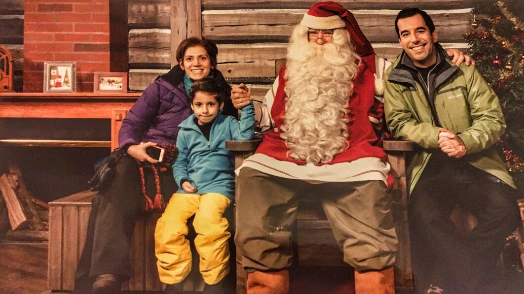 Noel Baba Evi