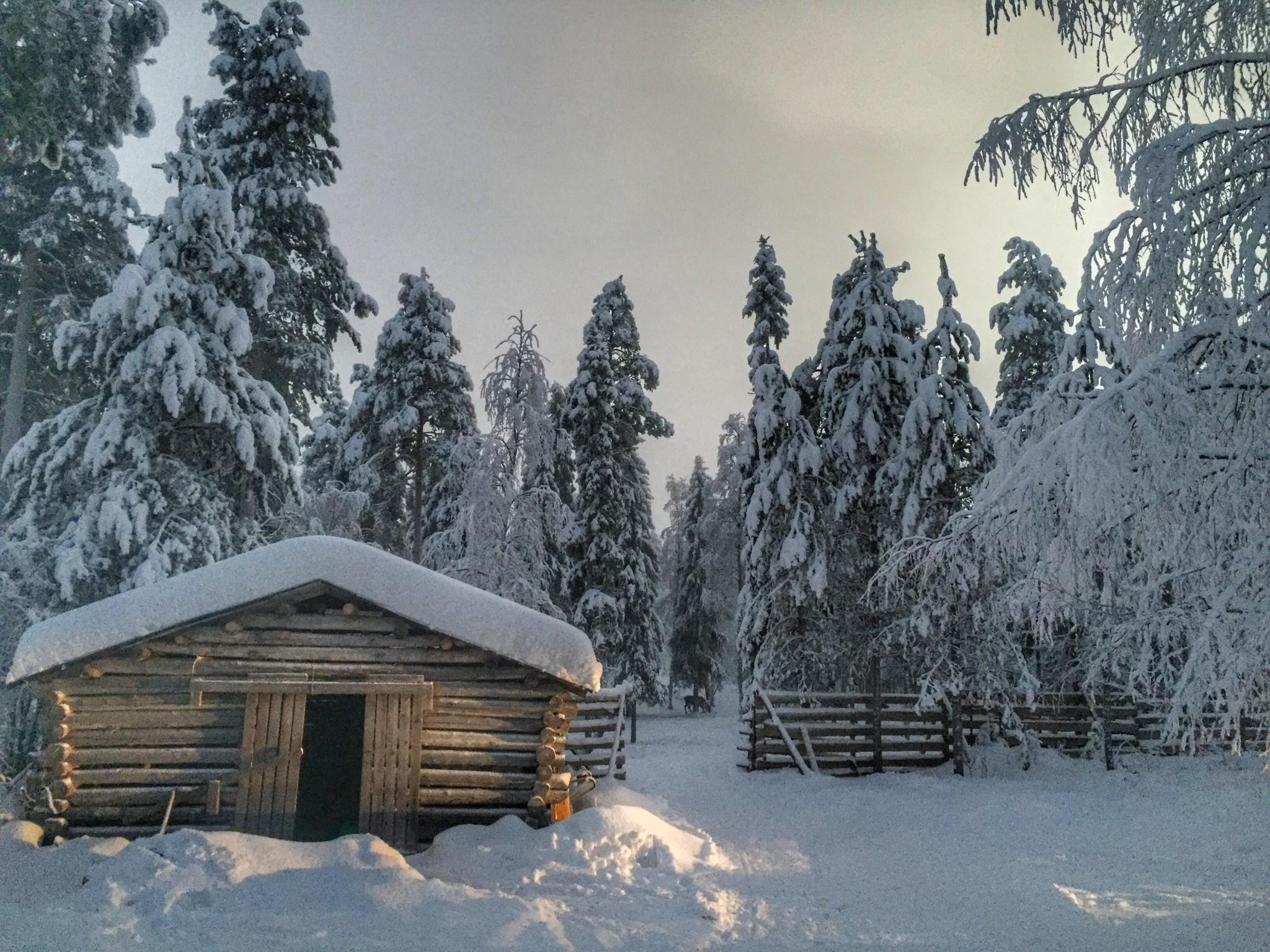 Rovaniemi Kayak Evi