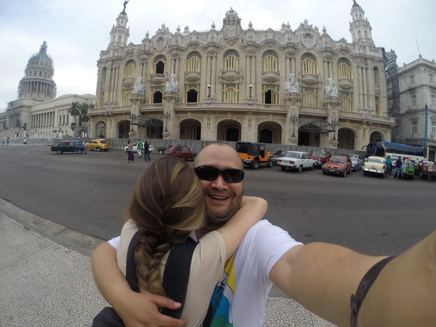 Küba'da biz