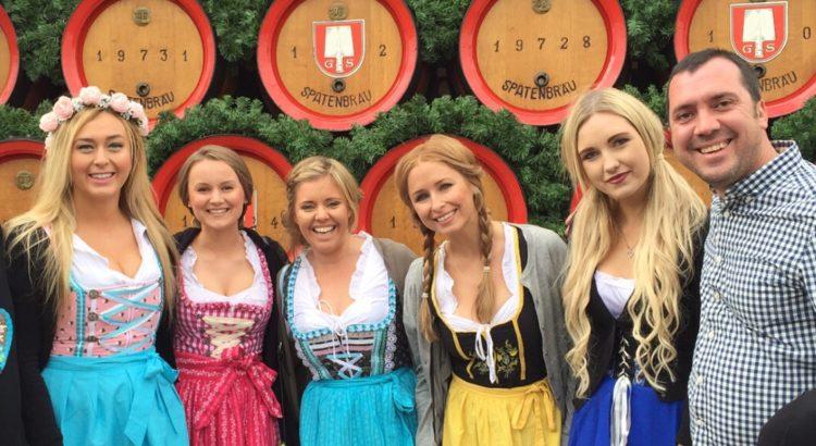 Münih Oktoberfest Deneyimi