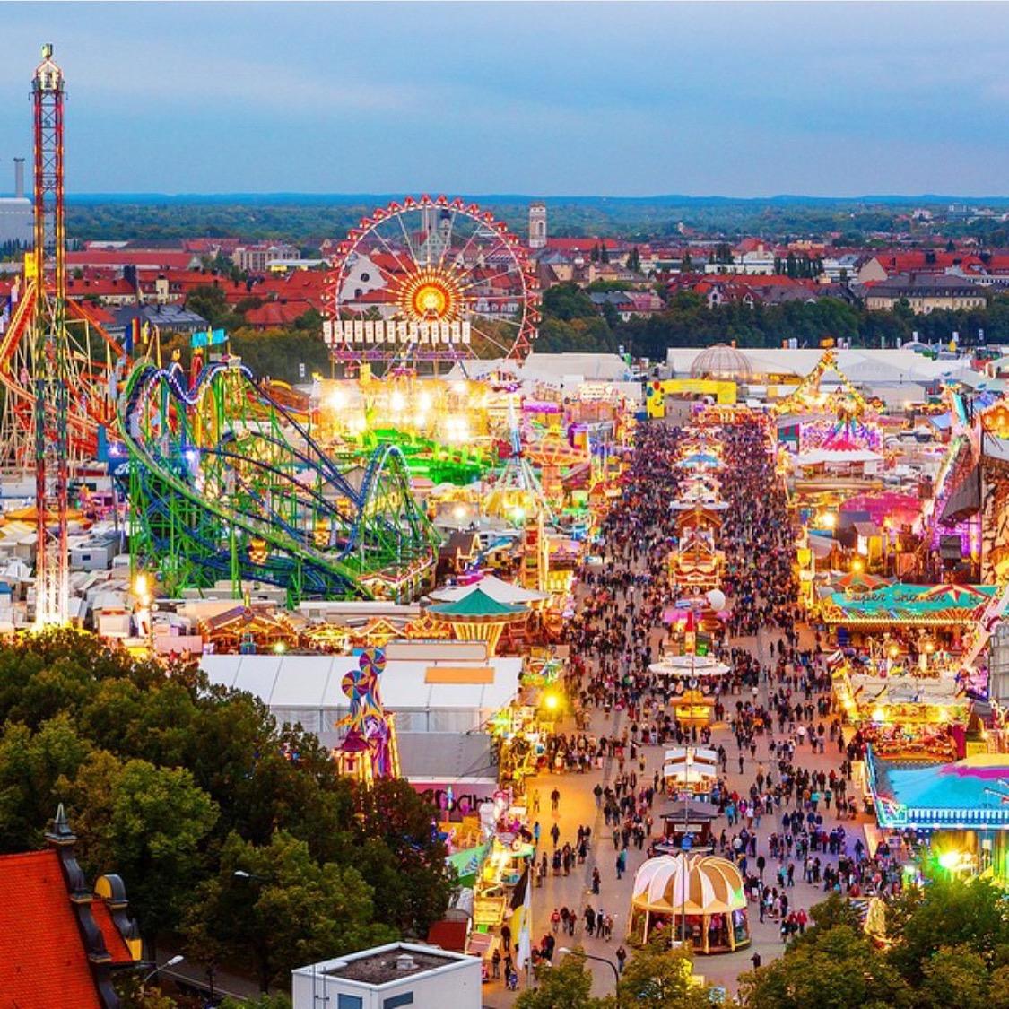 Oktoberfest Lunapark